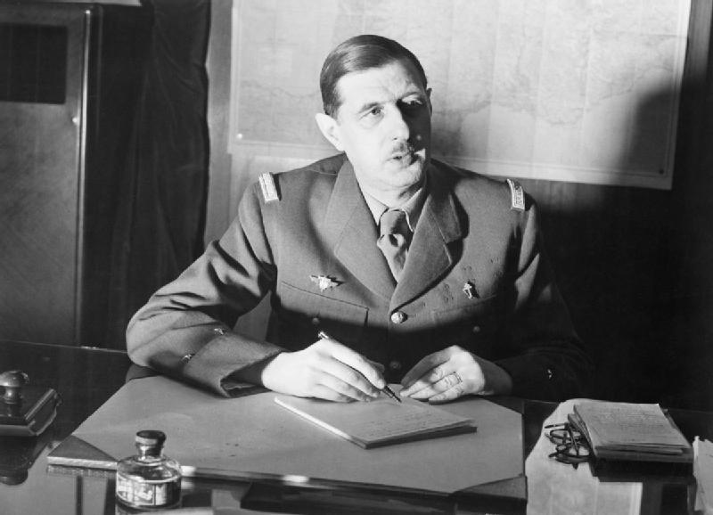 80 ans de l'appel du 18 juin 1940 lancé sur la BBC par Charles de Gaulle