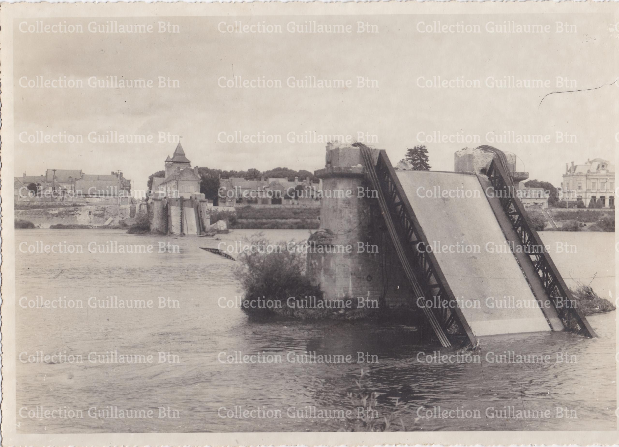 Les Cadets de Saumur et la Défense de la Loire